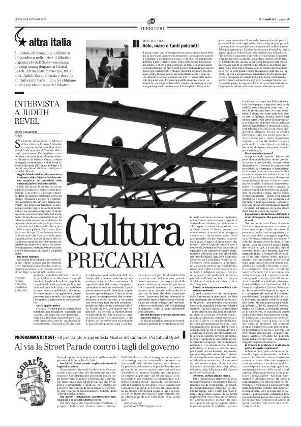 culturaprecaria